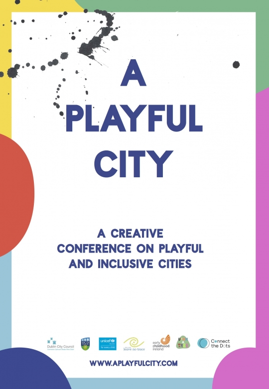 A Playful City Mar 30th Call for Design Facilitators & Illustrators.-Register interest in advance