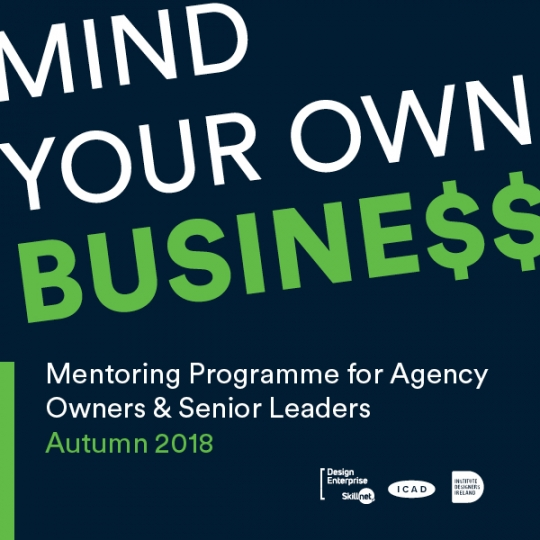 New Mentor Programme for Agency Owners & Senior Leaders