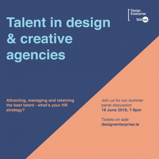 Attracting, managing and retaining the best talent in design and creative agencies