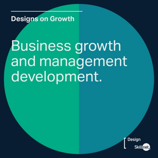 Designs on Growth: Business Development Programme 2020