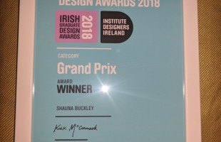 IDI Graduate Design Awards Winners announced at IADT on 6th December