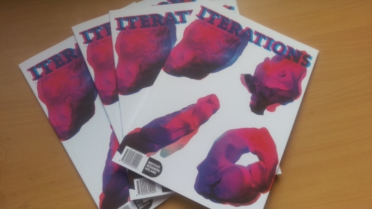 ITERATIONS no.5 is now available to purchase