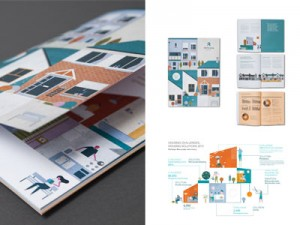 Visual Communication - Annual report design