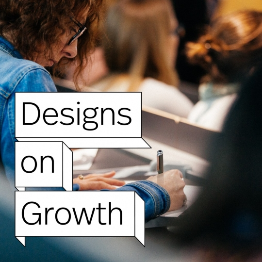 Business Growth Programme for Design Businesses 2019